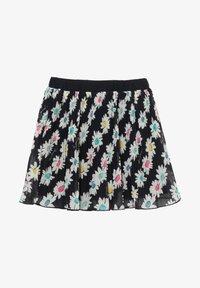 Desigual - A-line skirt - black - 0
