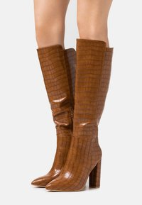 Glamorous - High heeled boots - tan - 0
