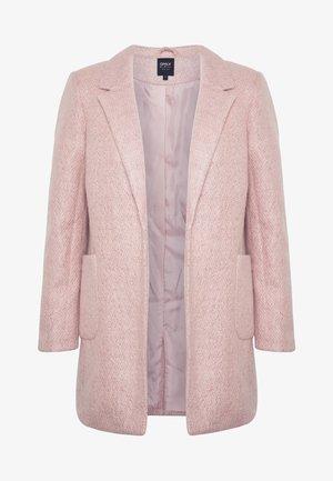ONLBAKER EBBA COATIGAN - Short coat - rose smoke