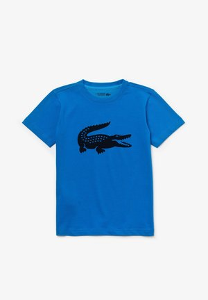 LOGO UNISEX - Triko spotiskem - bleu / bleu marine