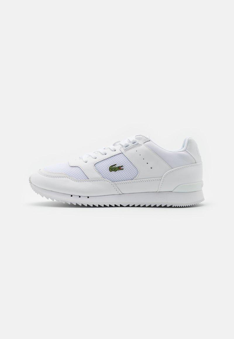 Lacoste - PARTNER PISTE - Sneakers - white