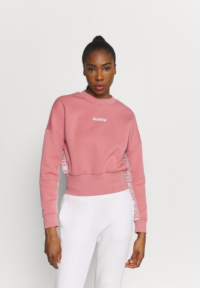 Sweatshirt - vintage peony