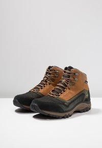 Haglöfs - SKUTA MID PROOF ECO MEN - Hiking shoes - oak/deep woods - 2