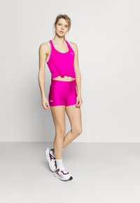 Under Armour - KNOCKOUT TANK - Camiseta de deporte - meteor pink - 1