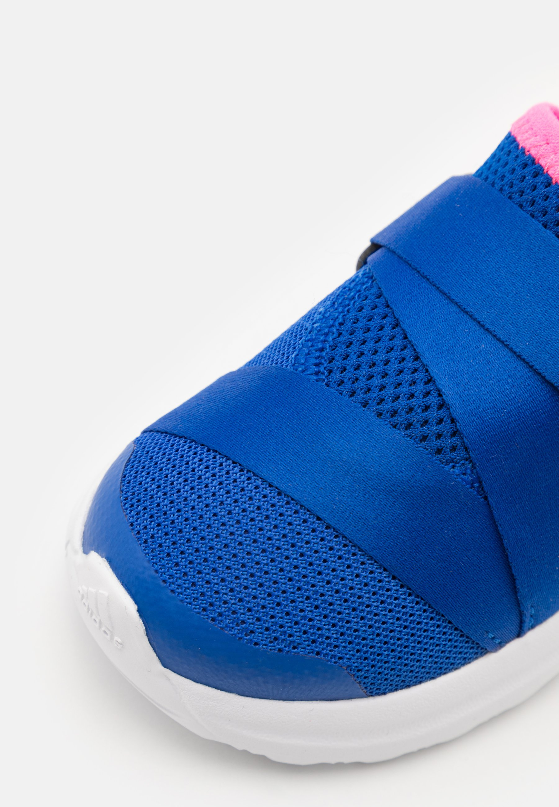 FORTARUN X UNISEX - Chaussures de running neutres - team royal blue/solar pink/footwear white
