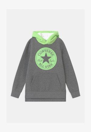 LINED HOOD - Sweatshirt - charcoal heather