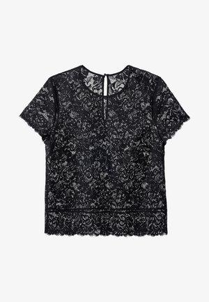 Undershirt - perle noir