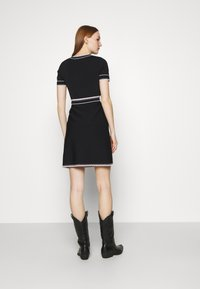 Morgan - Jumper dress - noir - 2