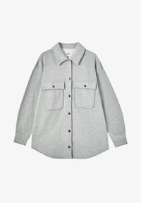 PULL&BEAR - Light jacket - grey - 6