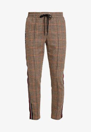 PANTS - Trousers - brown/beige/orange