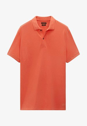 SHORT SLEEVE - Polo shirt - neon pink