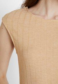 KIOMI - Shift dress - sand - 5