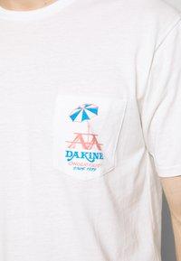 Dakine - KAU KAU POCKET  - Sports shirt - off white - 4