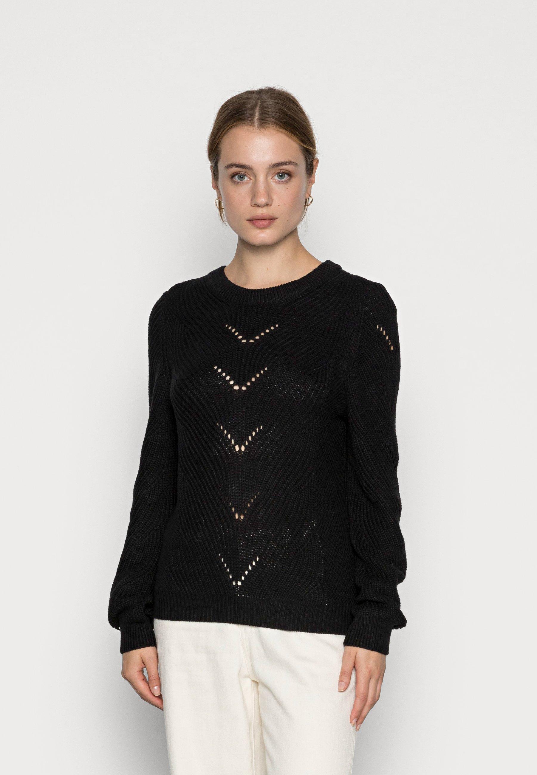 Femme VIENIA O NECK - Pullover