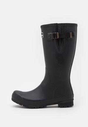 CIRRUS - Stivali di gomma - black