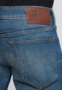 G-Star - 3301 SLIM - Jean slim - medium aged - 5