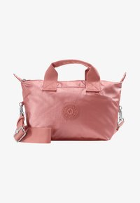 Kipling - KALA MINI - Tote bag - metallic rust - 6
