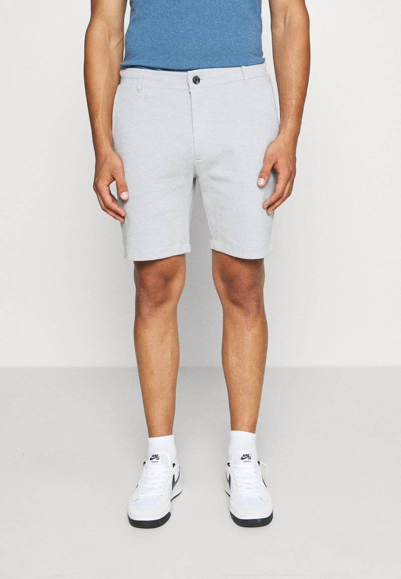 Cars Jeans - MEARNS - Shorts - grey