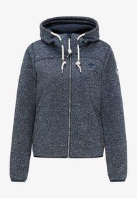Schmuddelwedda - Zip-up hoodie - marine melange - 4