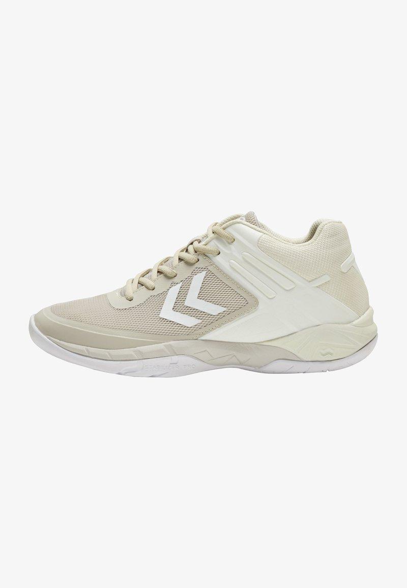 Hummel - AERO FLY - Handball shoes - silver grey