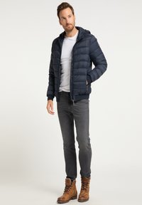 DreiMaster - STEPP - Down jacket - marine - 1