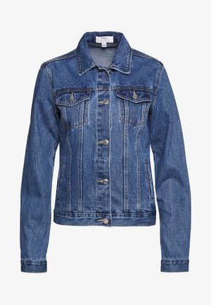 TALL - Denim jacket - indigo
