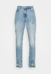 River Island - Jeans Skinny Fit - blue denim - 5