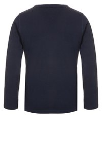 Minymo - Long sleeved top - dark blue - 1