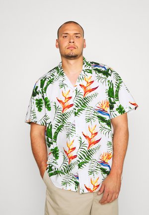 BIG HAWAII - Shirt - white