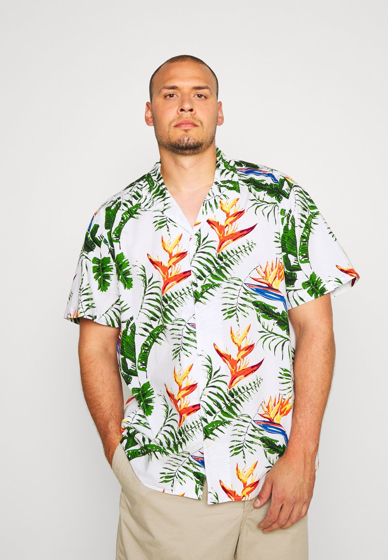 Esprit - BIG HAWAII - Skjorta - white