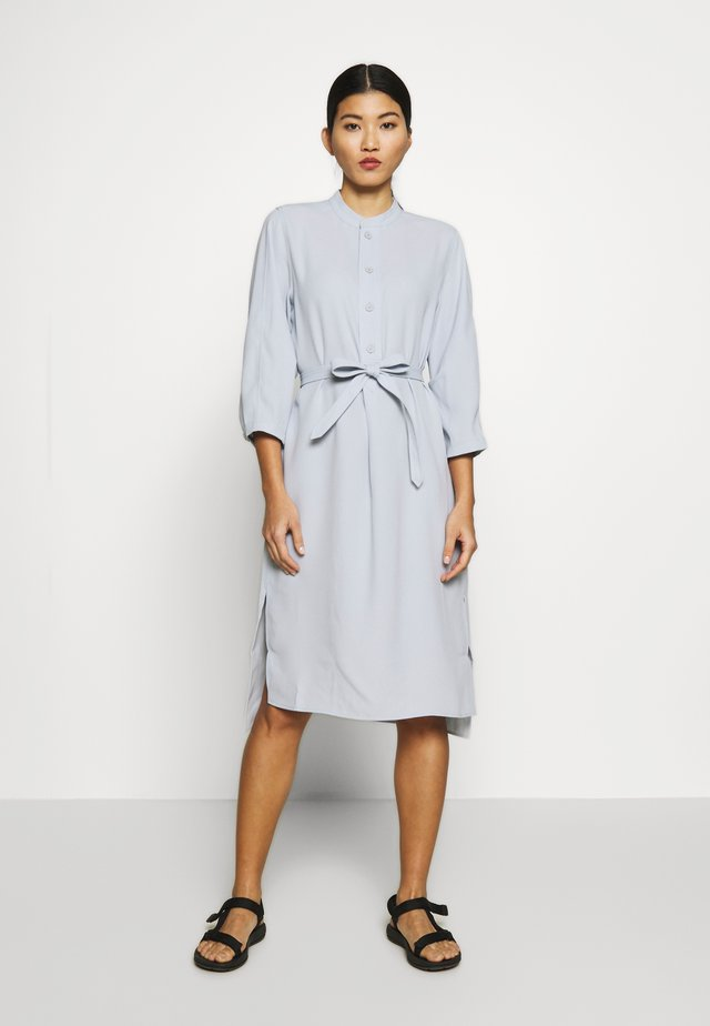 FLEX DRESS - Skjortekjole - light blue