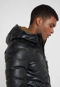 Blauer - Leather jacket - black - 3