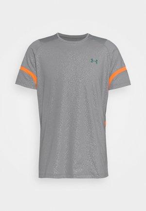 RUSH 2.0 EMBOSS - Print T-shirt - grey