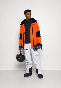 DC Shoes - COMMAND  - Veste de snowboard - shocking_orange - 1