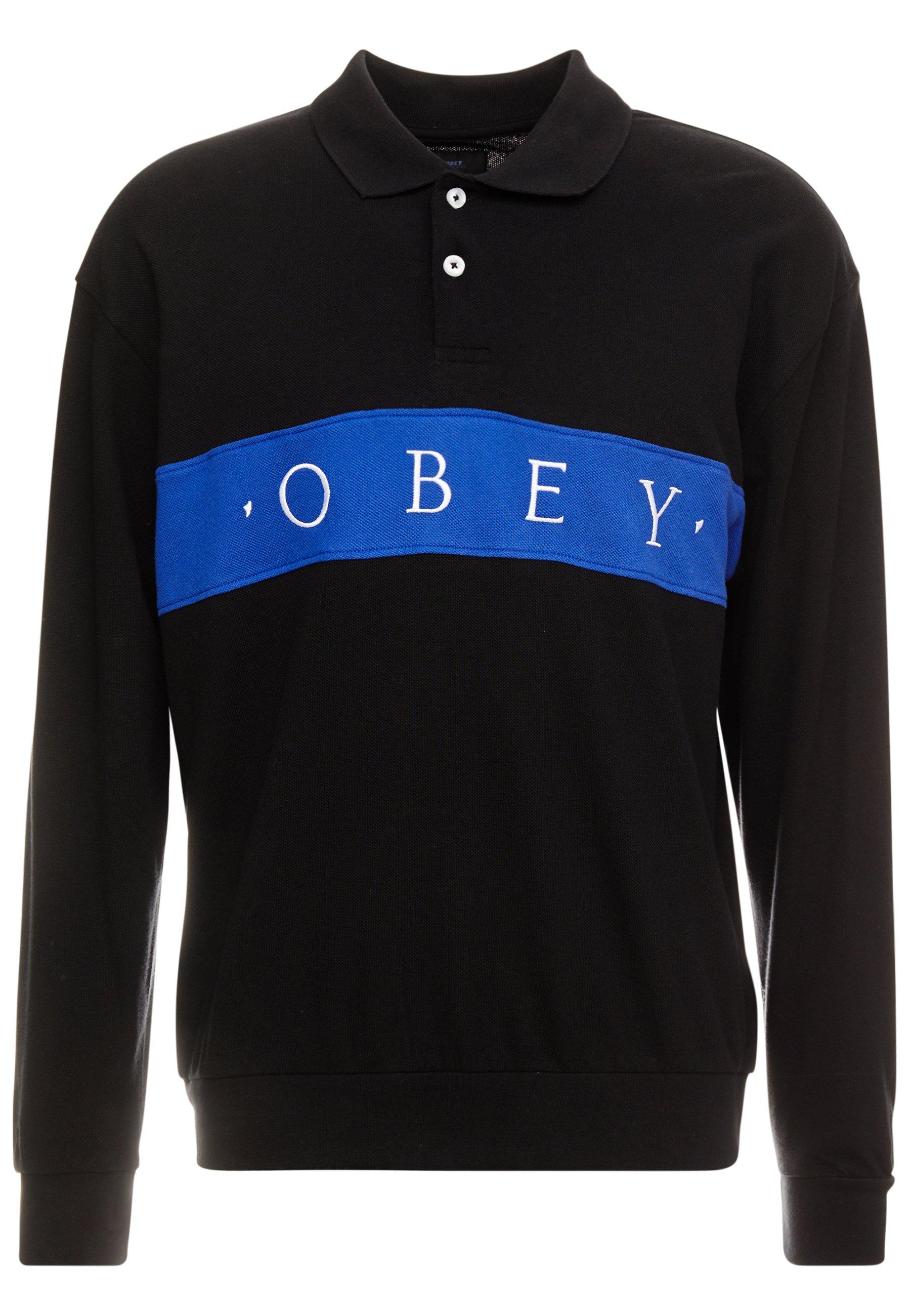 BISHOPS CLASSIC Poloskjorter black multi