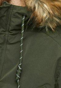 Produkt - Winter coat - forest night - 4