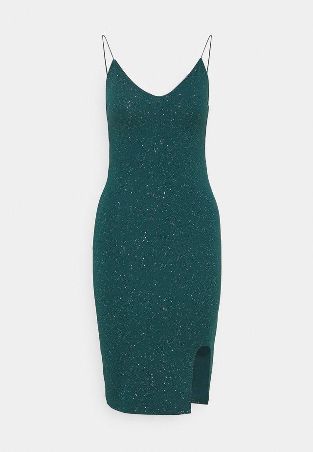 BOMBSHELL SPARKLE DRESS - Sukienka koktajlowa - green
