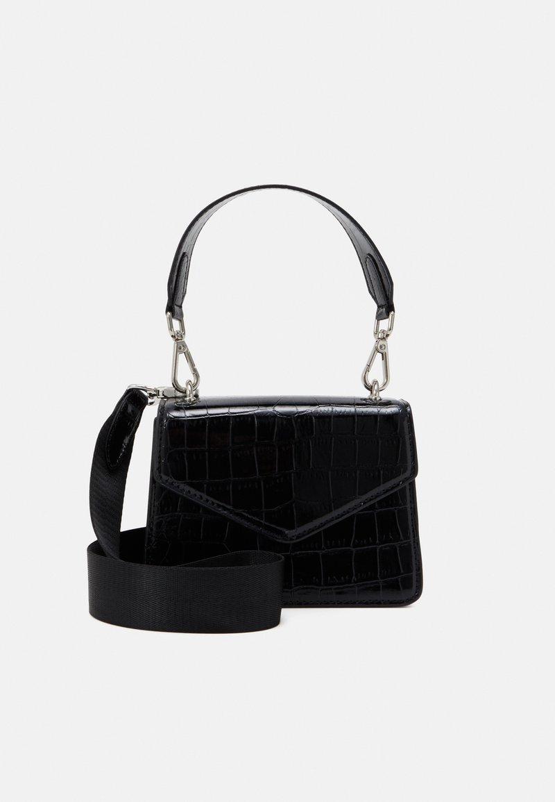 Becksöndergaard - SOLID KELLIY BAG - Handbag - black