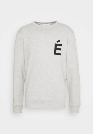 STORY PATCH UNISEX - Sweatshirt - heather grey