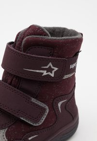 Superfit - CRYSTAL - Winter boots - rot - 5
