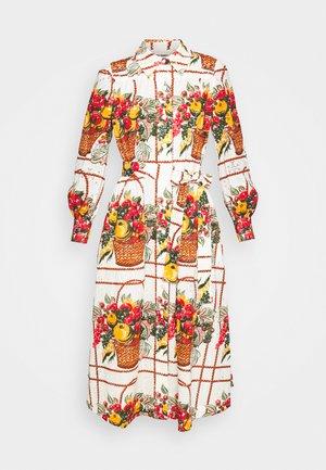 BRODERIE ANGLAISE ARTIST'S DRESS - Denní šaty - fruit basket