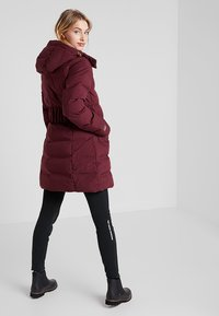 Icepeak - ANOKA - Winter coat - wine - 2