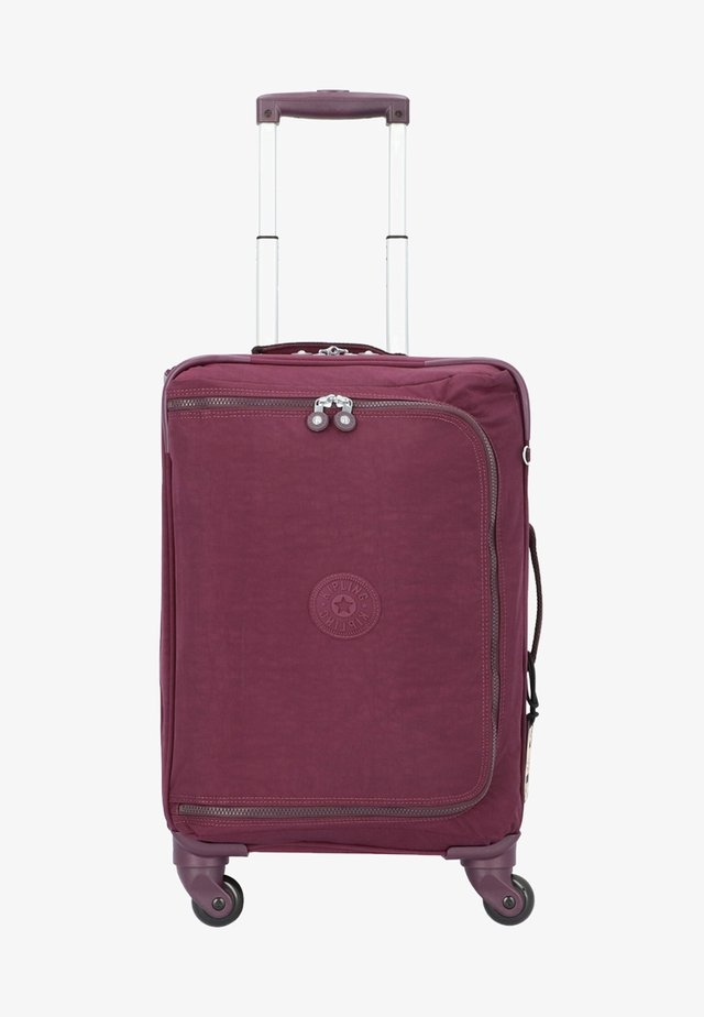 CYRAH - Wheeled suitcase - dark plum