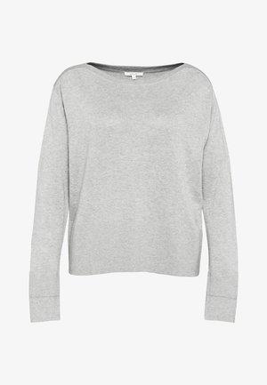 PEONIE - Jumper - iron grey melange