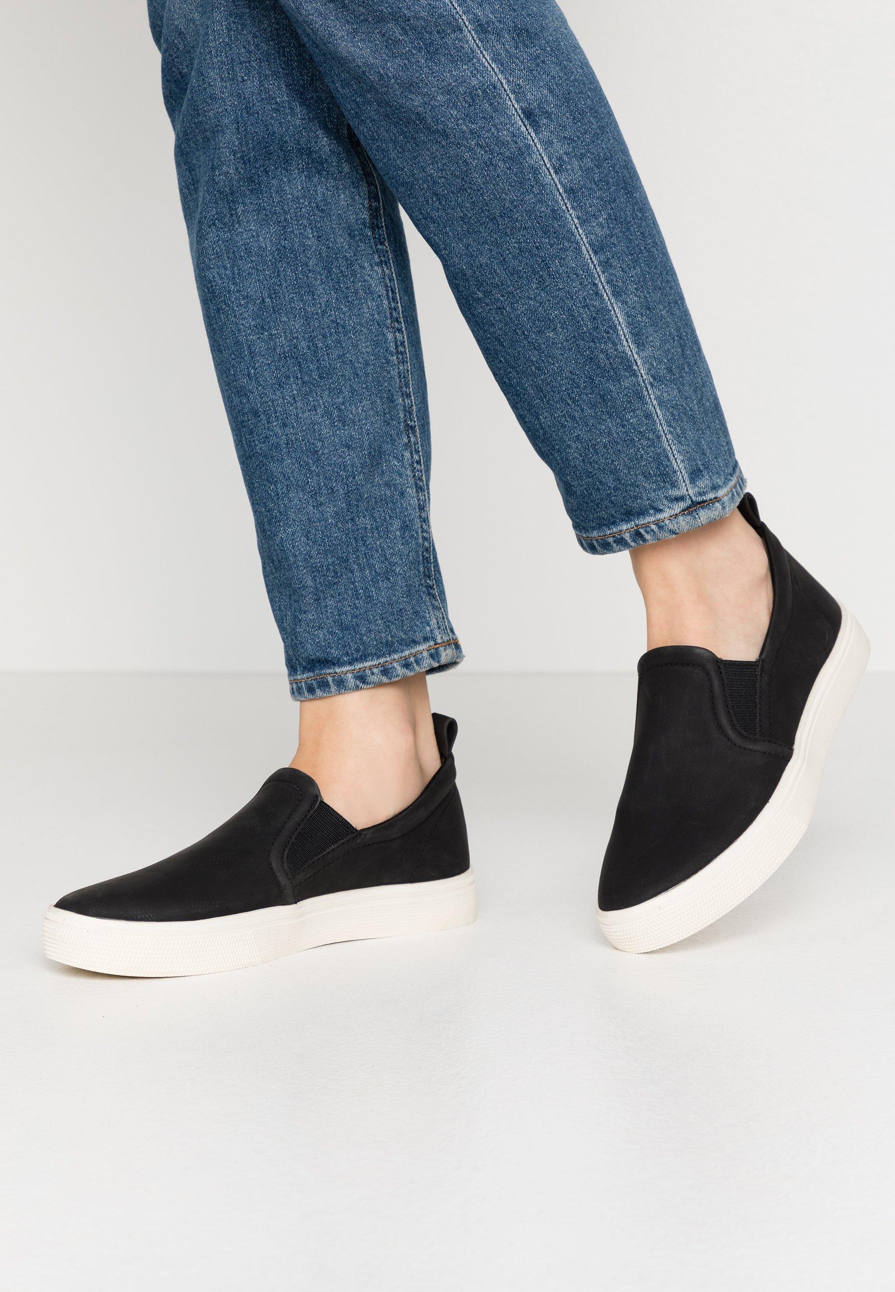 Gutes Angebot Esprit SEMMY - Slipper - black | Damenbekleidung 2020
