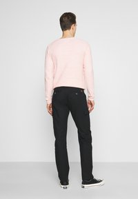 INDICODE JEANS - LASSO - Cargo trousers - black - 2