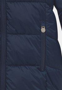 Vingino - TEIKE SET - Winter coat - dark blue/old pink - 4