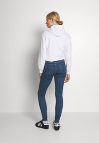 Levi's® - 720 HIRISE SUPER SKINNY - Jeans Skinny Fit - echo cloud - 2