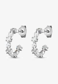 FAVS - DAMEN-OHRSTECKER 925ER SILBER 10 ZIRKONIA - Earrings - silber - 1