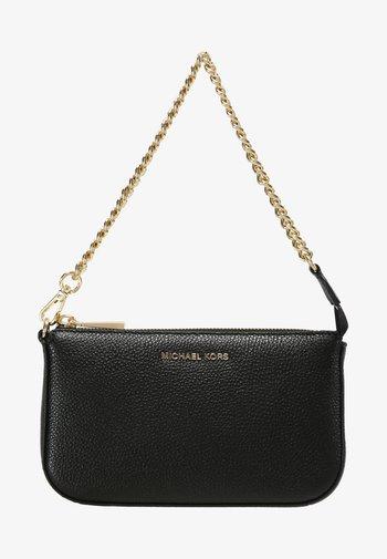 JET SET MEDIUM CHAIN POUCHETTE - Handbag - black